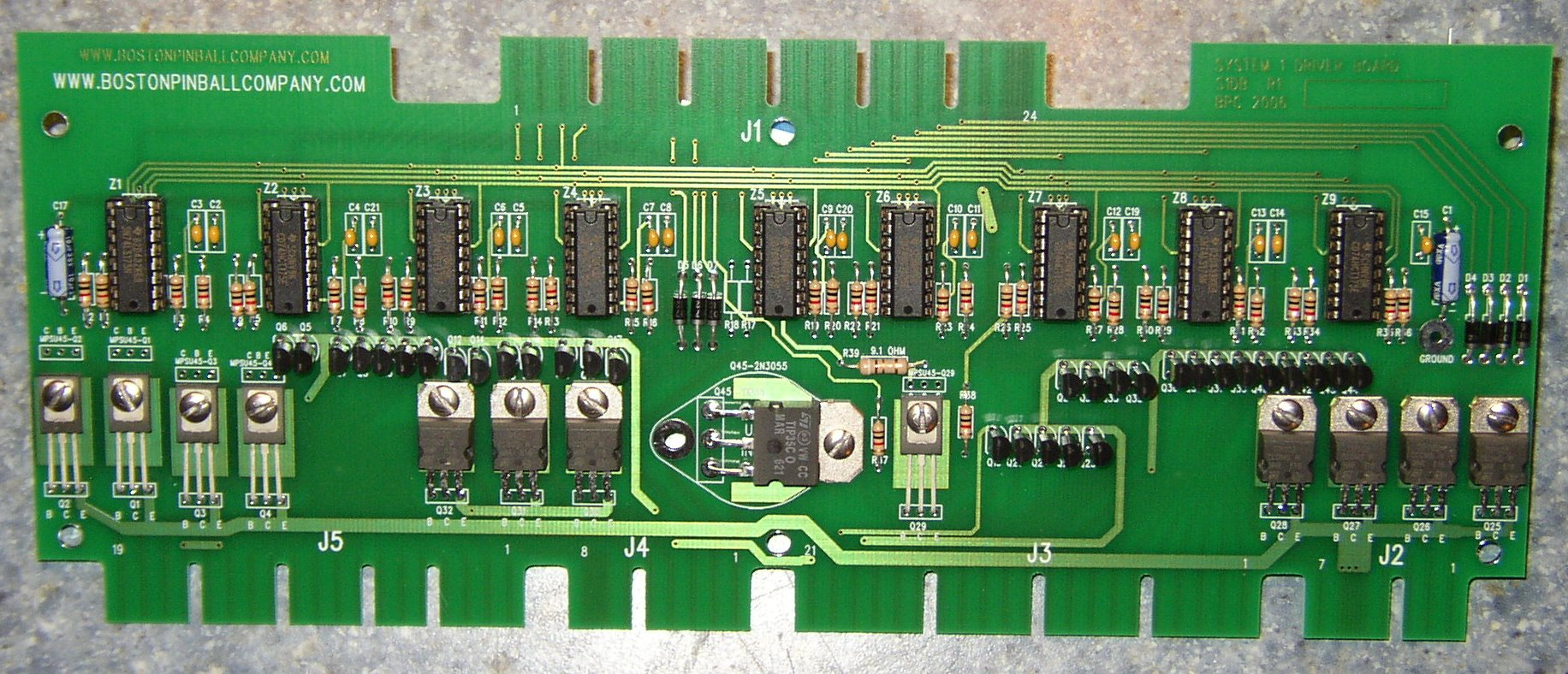 driver board system 1